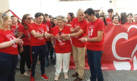 II Marcha Solidaria Spínola en beneficio de uno de los proyectos de Spínola Solidaria